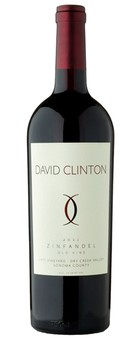 David Clinton Wine Cellars / Zinfandel '11